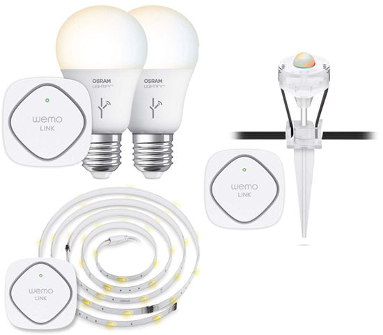 Belkin Wemo/Osram light starter kits