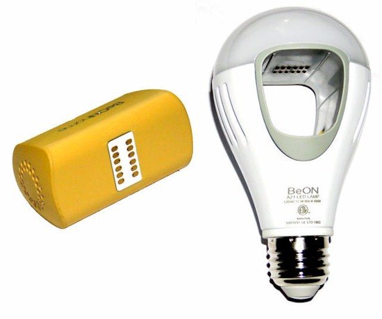 BeON Home Smart Module and bulb