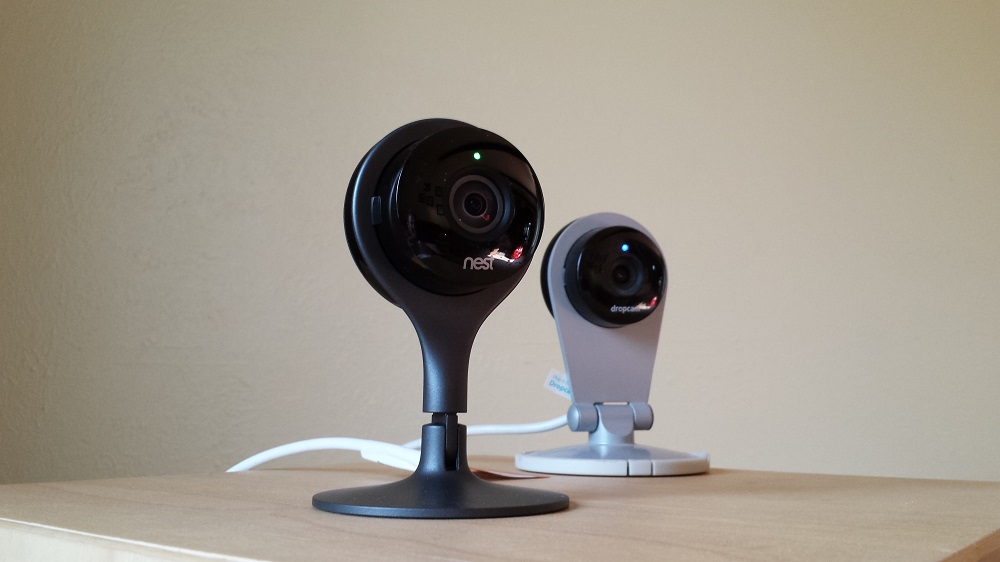 Nest Cam and Dropcam