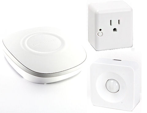 SmartThings Hub & devices