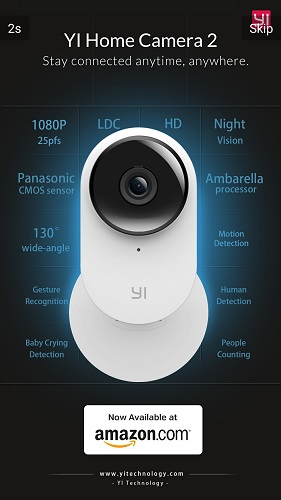 YI Home Camera 2 Reviewed - SmallNetBuilder