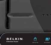New to the Charts: Belkin N Wireless Router