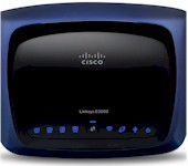Cisco Linksys E3000 High Performance Wireless-N Router