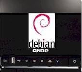 How To Install Debian on the QNAP TS-209 Pro