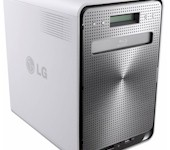 LG N4B2 4 Bay Super Multi NAS with Blu-ray Disc Rewriter