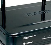 New To The Charts: Trendnet 300Mbps Wireless N Home Router