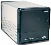 Trendnet TS-S402 2-Bay SATA I/II Network Storage Enclosure Review