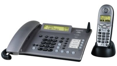 Siemens Gigaset two line phone system