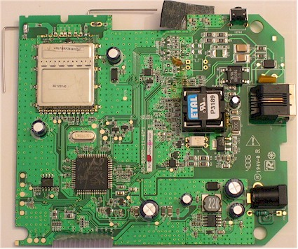 SPH200D base station board 2