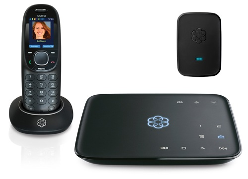 Ooma Telo, Linx and HD2 handset