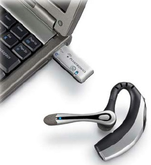 Plantronics .Audio 910 Bluetooth Headset