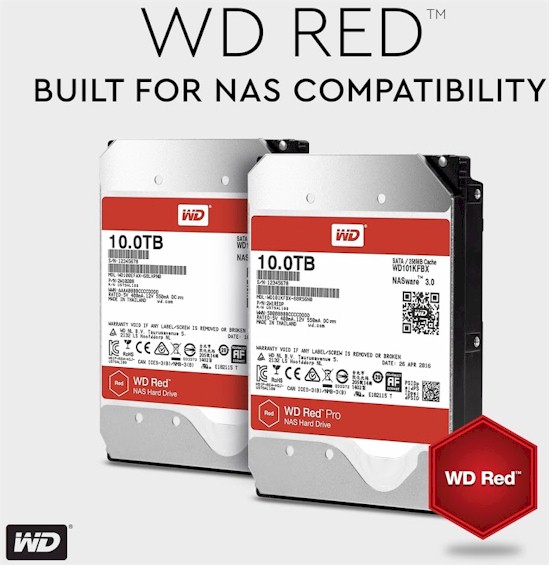 WD Red Giveaway