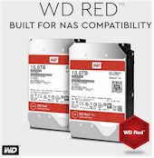 Win WD Red drives