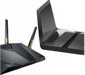 First Peek At Wi-Fi 6: ASUS RT-AX88U & NETGEAR RAX80 - Click for review