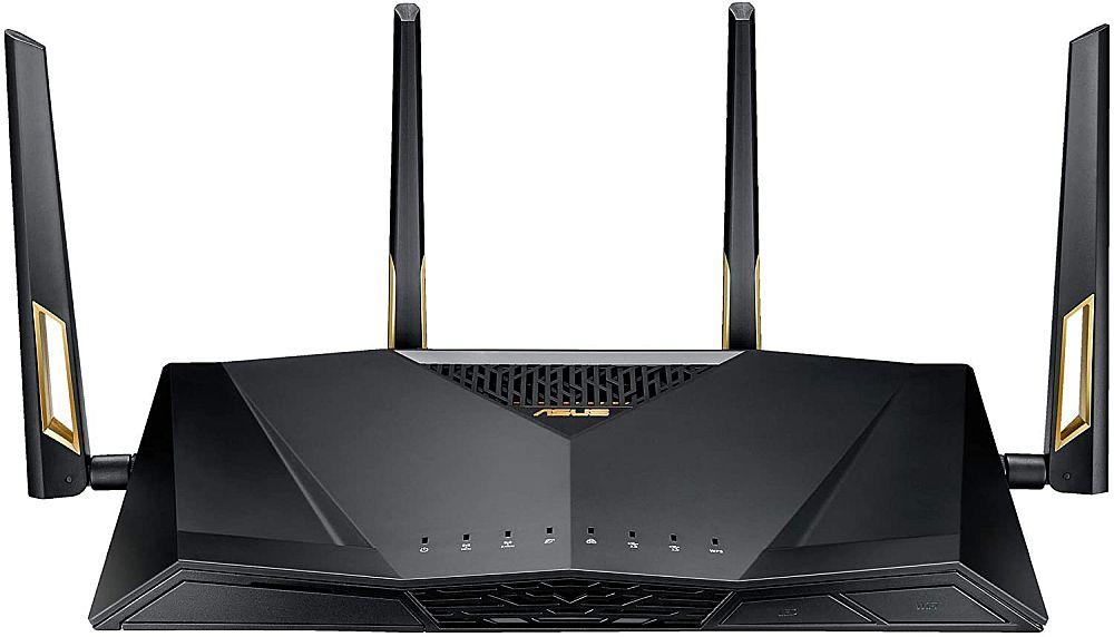AX6000 Dual Band 802.11ax WiFi Router