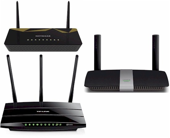 AC1200 routers