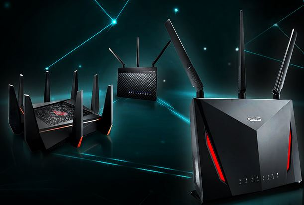 A few ASUS AiMesh routers