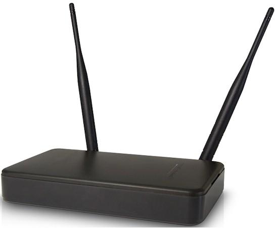 High Power Wireless-N 600mW Gigabit Router
