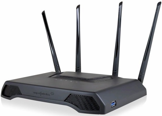 Athena High Power AC2600 Wi-Fi Router with MU-MIMO
