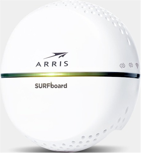 SURFboard Wireless Network Extender with RipCurrent