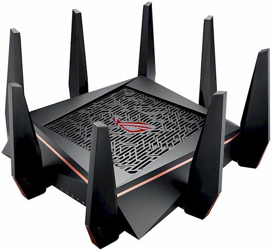 ROG Rapture Wireless-AC5300 Tri-band Gaming Router