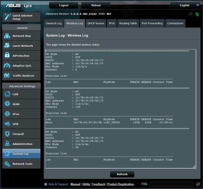 ASUS Lyra Home Wi-Fi System Reviewed - SmallNetBuilder