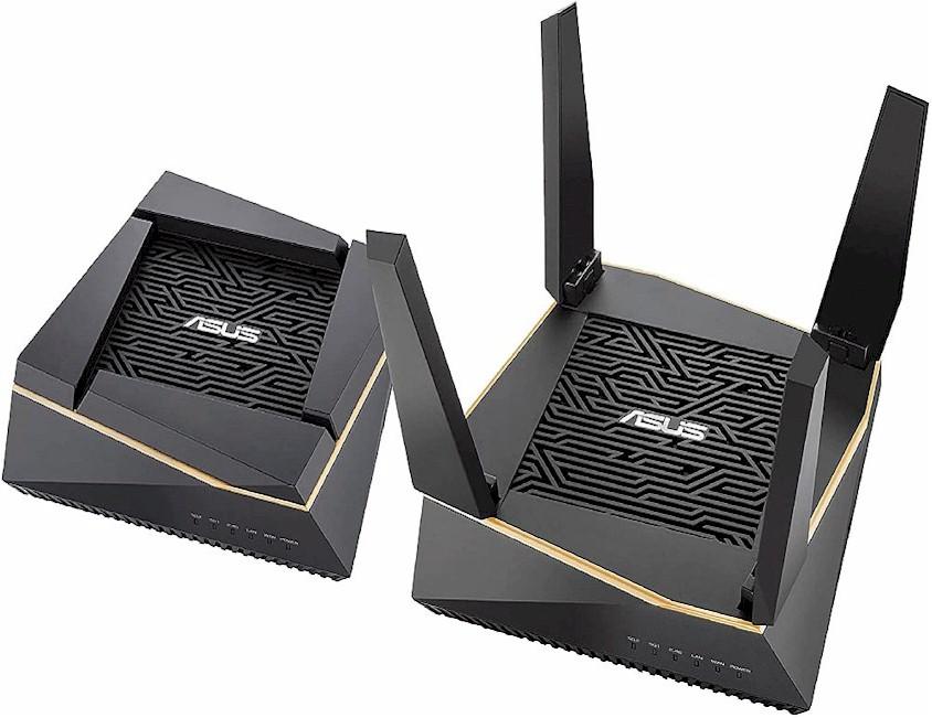 Wireless AX6100 Tri band Gigabit Router