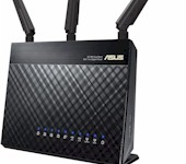 ASUS RT-AC1900P Dual-band Wireless-AC1900 Gigabit Router Reviewed - Click for review