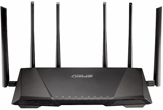 Tri-Band Wireless Gigabit Router