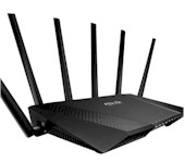 ASUS RT-AC3200 Tri-Band Wireless-AC3200 Gigabit Router Reviewed - Click for review
