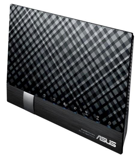 802.11ac Dual-Band Wireless-AC1200 Gigabit Router