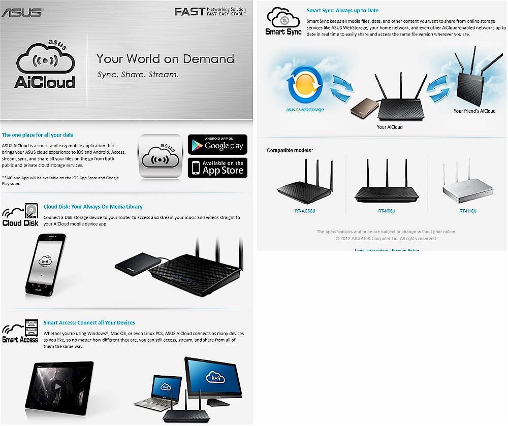 ASUS RT-AC66U 802 11ac Dual-Band Wireless-AC1750 Gigabit