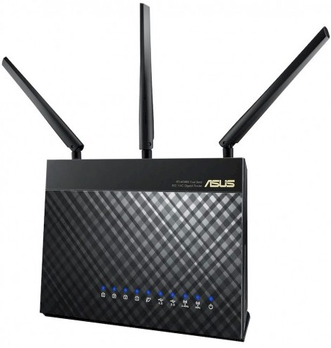 Dual-band Wireless-AC1900 Gigabit Router