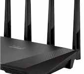 ASUS RT-AC87U Dual-band Wireless-AC2400 Gigabit Router First Look - Click for review