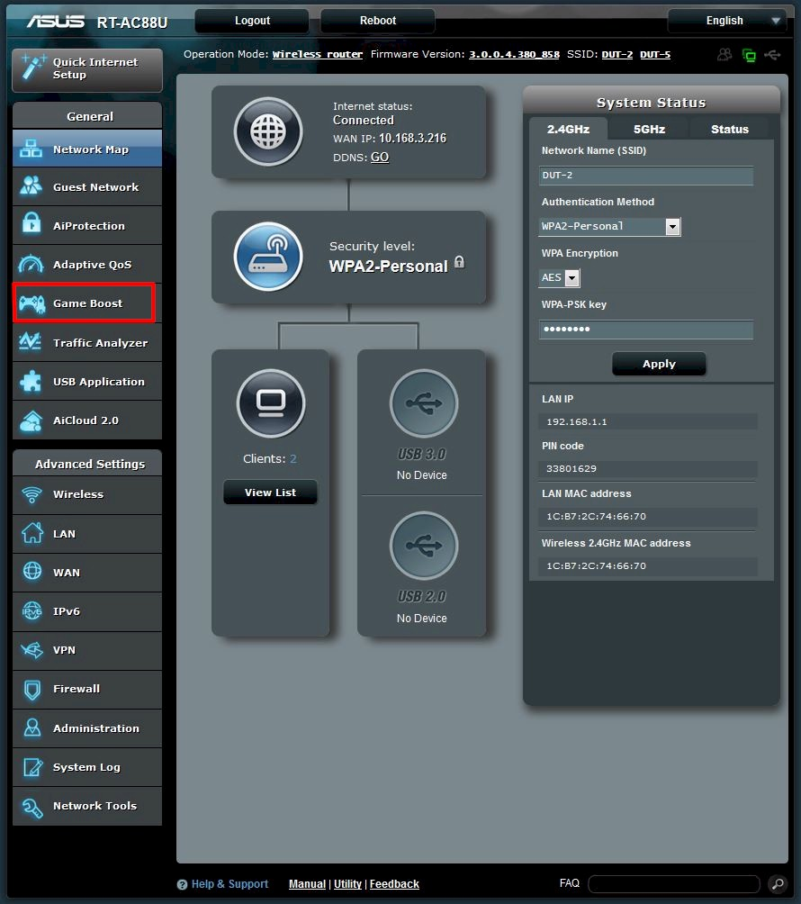 ASUS RT-AC88U Dual-Band Wireless-AC3100 Gigabit Router Reviewed