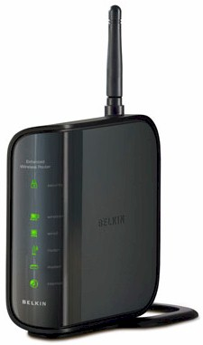 Belkin N150 Wireless Router
