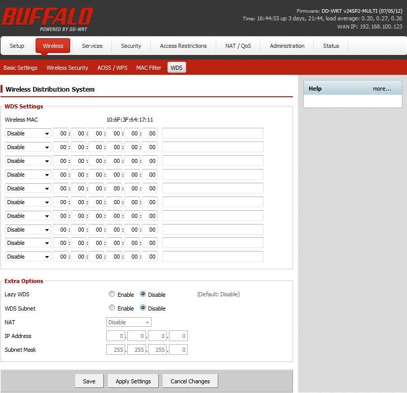 Buffalo's DD-WRT Reviewed - SmallNetBuilder - Results from #2