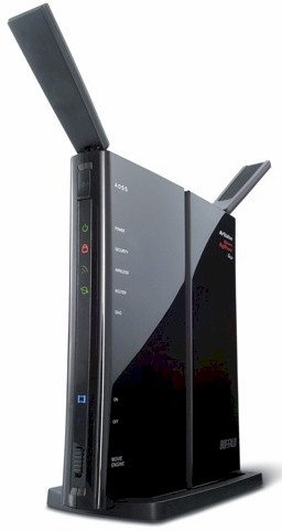 AirStation High Power N300 Gigabit Wireless Router & AP