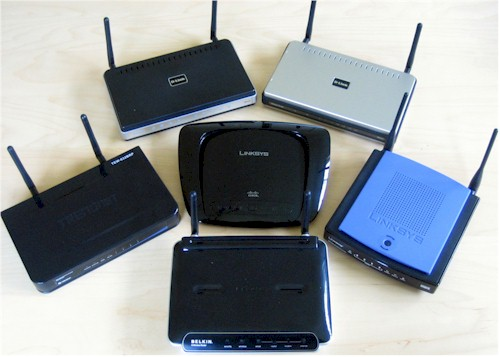 The Routers Reviewed