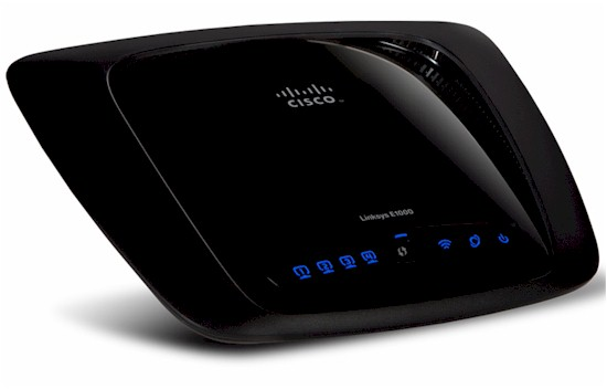 Cisco-Linksys E1000 Wireless-N Router