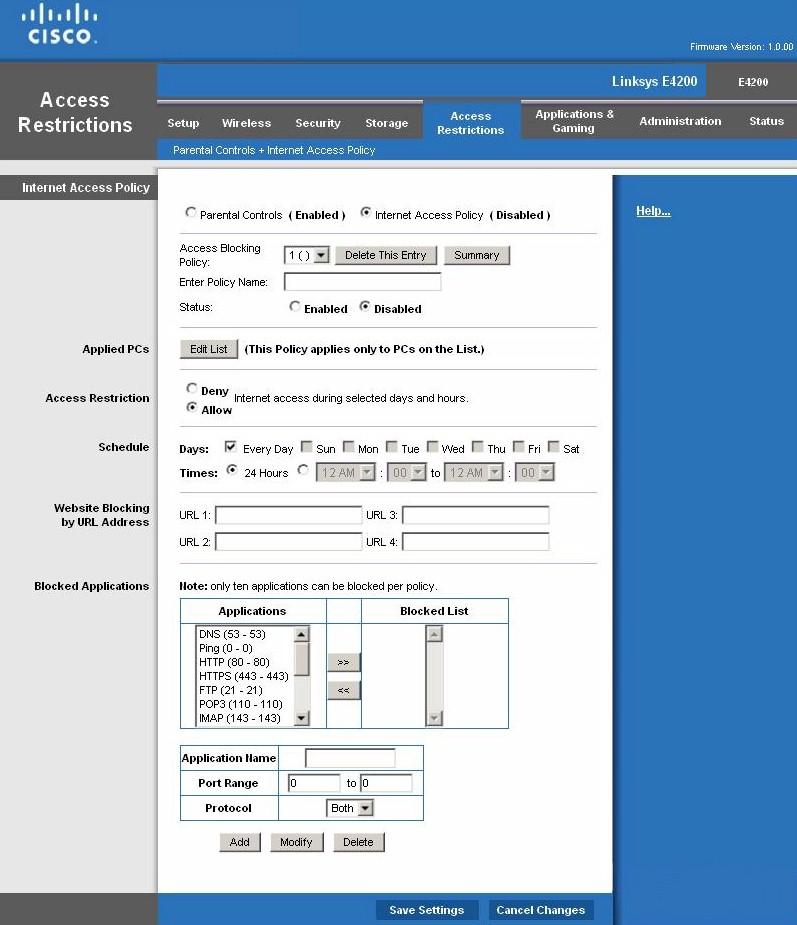 www.smallnetbuilder.com/images/stories/wireless/cisco_e4200/cisco_linksys_e4200_internet_access_policy.jpg