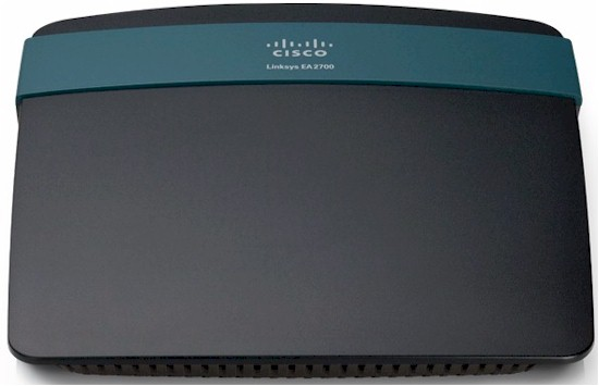 Gigabit Dual-Band Wireless N600 Router