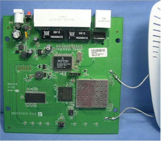 Cisco Valet M10 board