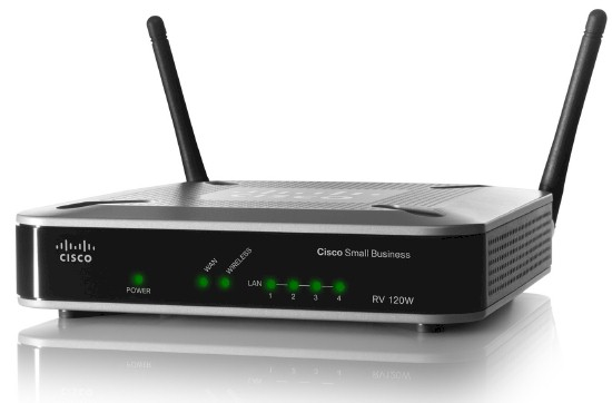 Cisco RV 120W Wireless-N VPN Firewall