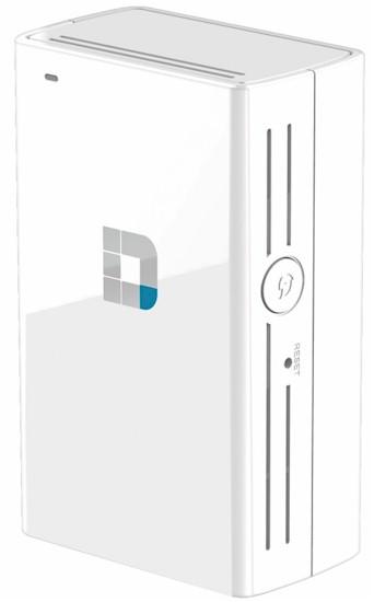 Wi-Fi AC750 Dual Band Range Extender