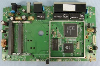DGL-4500 main board