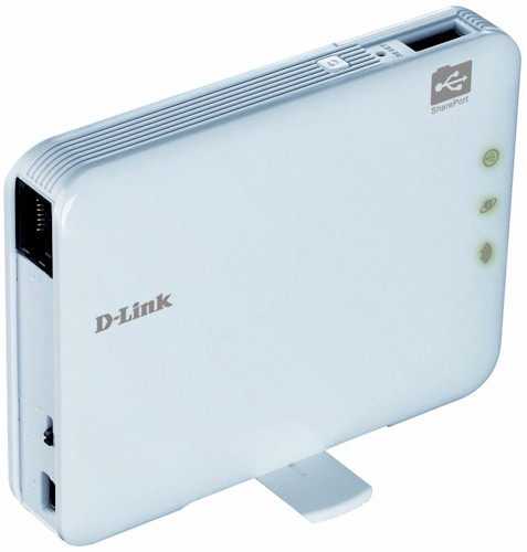 D-Link DIR-506L SharePort Go Mobile Companion