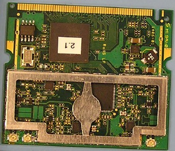 Original mini-PCI radio module