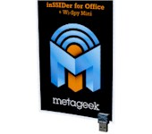 MetaGeek inSSIDer For Office