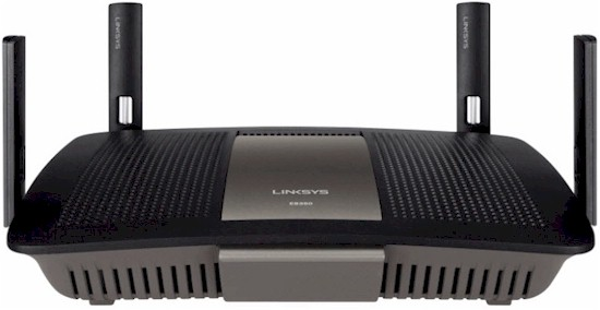 AC2400 Dual-Band Gigabit Wi-Fi Router